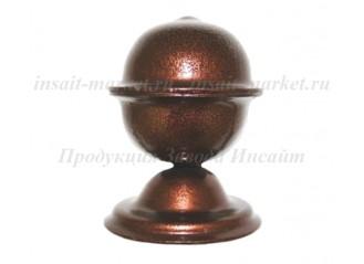 Большой шар на средней заглушке