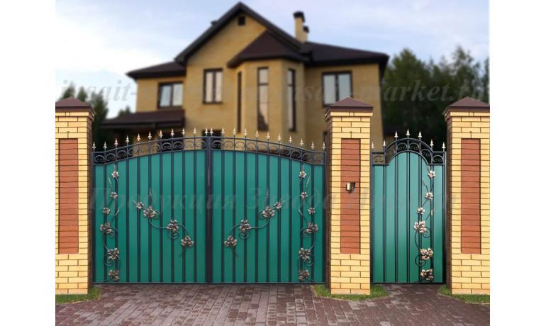 """Ворота """"МПА"""" Лоза 2"""