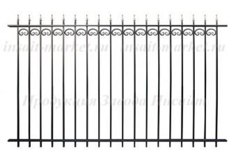 """Забор """"Премиум класс"""" ОС-Т20-01"""