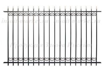 """Забор """"Премиум класс"""" ОС-Т20-02"""