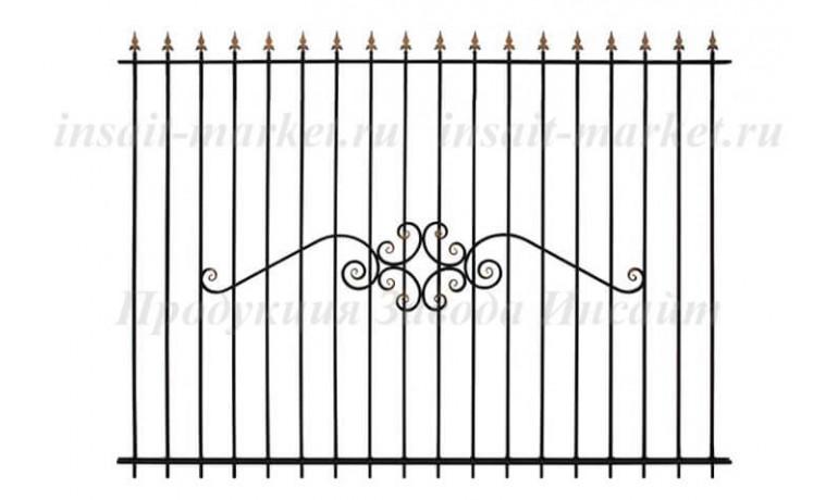 Забор Секция ОС-Т15-50 (В140)