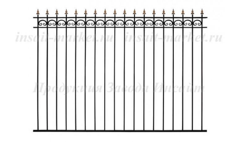 Забор Секция ОС-Т15-01