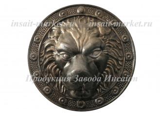 Узор Голова льва