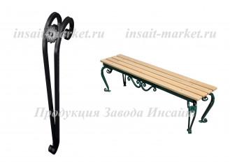 Ножка мебельная-380