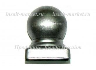 Заглушка с шаром 60х60