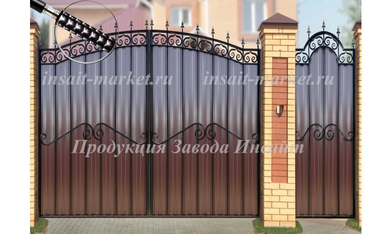 """Ворота """"МПА"""" С8 Арт"""