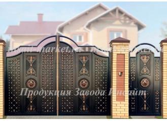 """Ворота """"Династия"""" СКЛ"""