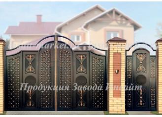 """Ворота """"Династия"""""""