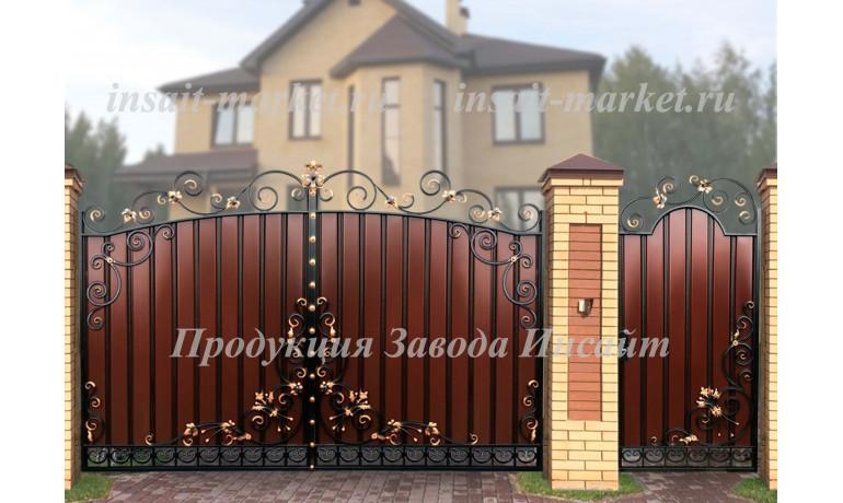 """Ворота """"Дворцовые"""""""