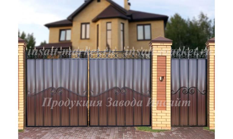"""Ворота """"МП"""" С8"""
