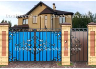"""Ворота """"Олимпия"""" МП С8"""