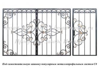"""Ворота """"Олимпия С8"""""""