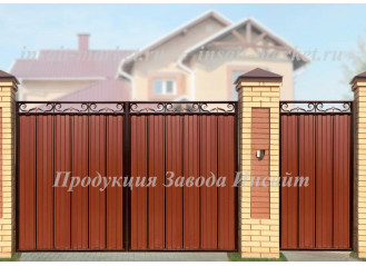 "Ворота ""Парнас"" С8 МП"