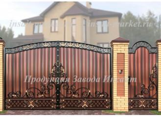 """Ворота """"Персидские"""" МПА С8"""