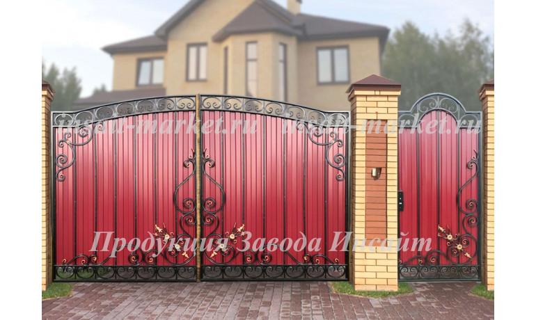 "Ворота ""Стрелы Амура"" С8 МПА"
