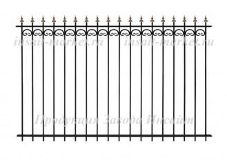 Забор ОС-Т 15-01 (В140)