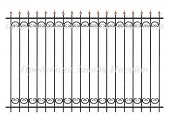 Забор ОС-Т 15-02 (В140)