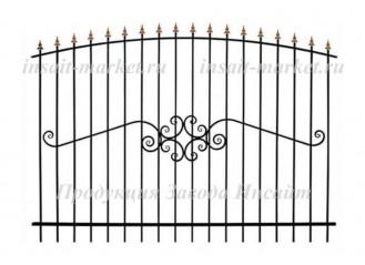 Забор ОСА-Т 15-50 (В140)
