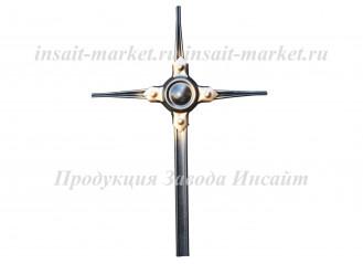 Крестик остроконечный